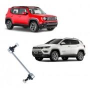 Bieleta Traseira Jeep Compass Renegade 2015 Em Diante