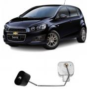 Boia Sensor Nível De Combustível Sonic Hatch Sedan 2012/2014