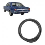 Borracha Vigia Chevrolet Opala 4 Portas S/ Friso