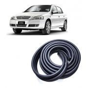 Borracha Vigia Inferior Chevrolet Astra Hatch 03/