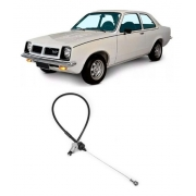 Cabo De Acelerador Chevrolet Chevette 1979/1986 700mm