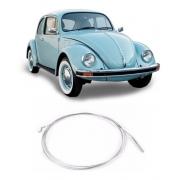 Cabo De Acelerador Volkswagen Fusca Carburação Dupla 2568mm