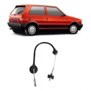 Cabo De Embreagem Fiat Uno 1985/1991 632mm