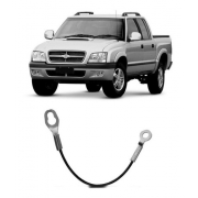 Cabo Tampa Traseira Chevrolet S10 2001/2011 448mm