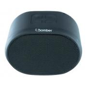 Caixa De Som Portátil Bluetooth Bomber Mybomber 2 Black