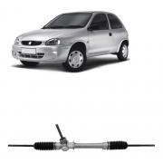 Caixa Direção Chevrolet Corsa 2000/2003 C/ Axiais