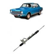Caixa Direção Ford Belina Corcel I Até 1977 C/ Axiais
