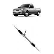 Caixa Direção Ford Courier 1997/ Fiesta 1996/2002 C/ Axiais