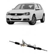 Caixa Direção Hidráulica Volkswagen Golf 1999/2014 C/ Axiais