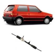 Caixa Direção Mecânica Fiat Uno 1986/2014 C/ Axiais