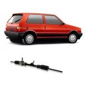 Caixa Direção Mecânica Fiat Uno 1986/2014 S/ Axiais C/ Pino