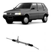 Caixa Direção Mecânica Fiat Uno 1991/2008 C/ Axiais