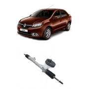 Caixa Direção Renault Logan Sandero 07/13 C/ Axiais