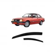 Calha Para Chuva Chevrolet Chevette /82 Longo