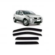 Calha Para Chuva Renault Sandero
