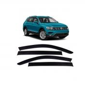 Calha Para Chuva Volkswagen Tiguan 2007/
