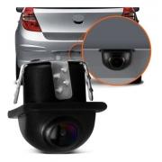 Camera De Ré Estacionamento Automotiva E-tech Tartaruga