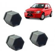 Capa De Parafuso Revestimento Linha Chevrolet