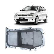 Carter Do Óleo Chevrolet Cobalt Corsa Prisma Alumínio