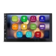 Central Multimídia Mp5 7'' Touch Bluetooth Gps Espelhamento