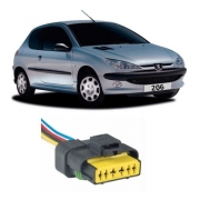 Chicote Reparo Sensor Borboleta Peugeot Palio Siena 16v