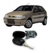 Cilindro Ignição Fiat Palio 1996/2007 Siena 1997/2007 C/ Chave