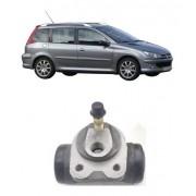 Cilindro Roda Traseira Peugeot 206 Sw 05/ Sistema Bosch