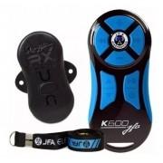 Controle Remoto Universal Longa Distância JFA K600 Azul