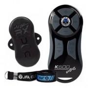 Controle Remoto Universal Longa Distância Jfa K600 Cinza