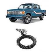 Coroa E Pinhão Do Diferencial Chevrolet D20 1985/1996