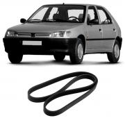 Correia Poly V Peugeot 306 1.8/2.0 1993/2001 Xsara 1.8 1997/