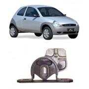 Coxim Direito Do Motor Ford Ka 1997 / 2007