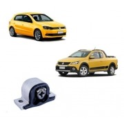 Coxim Direito Do Motor Volkswagen Gol G5 2008 Em Diante