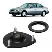 Coxim Do Amortecedor Honda Civic 1992/2001 Com Rolamento