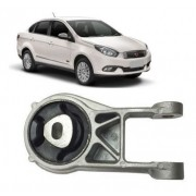 Coxim Traseiro Do Motor Fiat Palio Siena 2012/ Sem Suporte