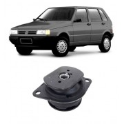 Coxim Traseiro Do Motor Fiat Uno 1991/1996 Lado Diferencial