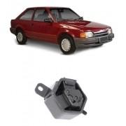 Coxim Traseiro Esquerdo Do Motor Ford Escort 1990 / 1992