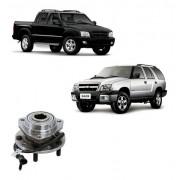Cubo De Roda Dianteira Chevrolet S10 Blazer 4x4 1998 / 2011