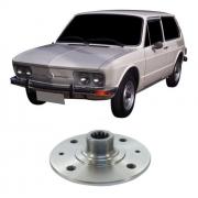 Cubo De Roda Traseiro Brasília 1970/1982 Fusca 1970/1996