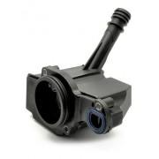 Defletor Antichama + Mangueira Respiro Motor Gol Fox 1.0 8v