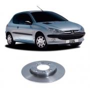Disco De Freio Traseiro Xsara 1994/ Peugeot 206 2000/