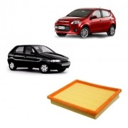Elemento Filtro De Ar Fiat Palio (todos) Idea 2005 Em Diante
