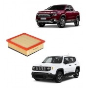Elemento Filtro De Ar Jeep Renegade Compass / Fiat Toro
