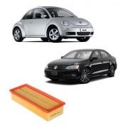 Elemento Filtro De Ar Volkswagen Jetta 2.0 16v Tsi