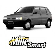 Emblema Adesivo Resinado Uno Mille Smart