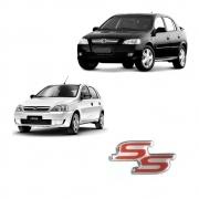 Emblema Automotivo SS Astra Corsa