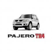 Emblema Pajero Tr4 Preto