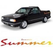 Faixa Lateral Volkswagen Saveiro 1996 Summer