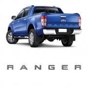 Emblema Faixa Ranger 13/ Prata