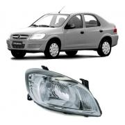 Farol Direito Chevrolet Celta 2006/2013 Prisma 2006/2012